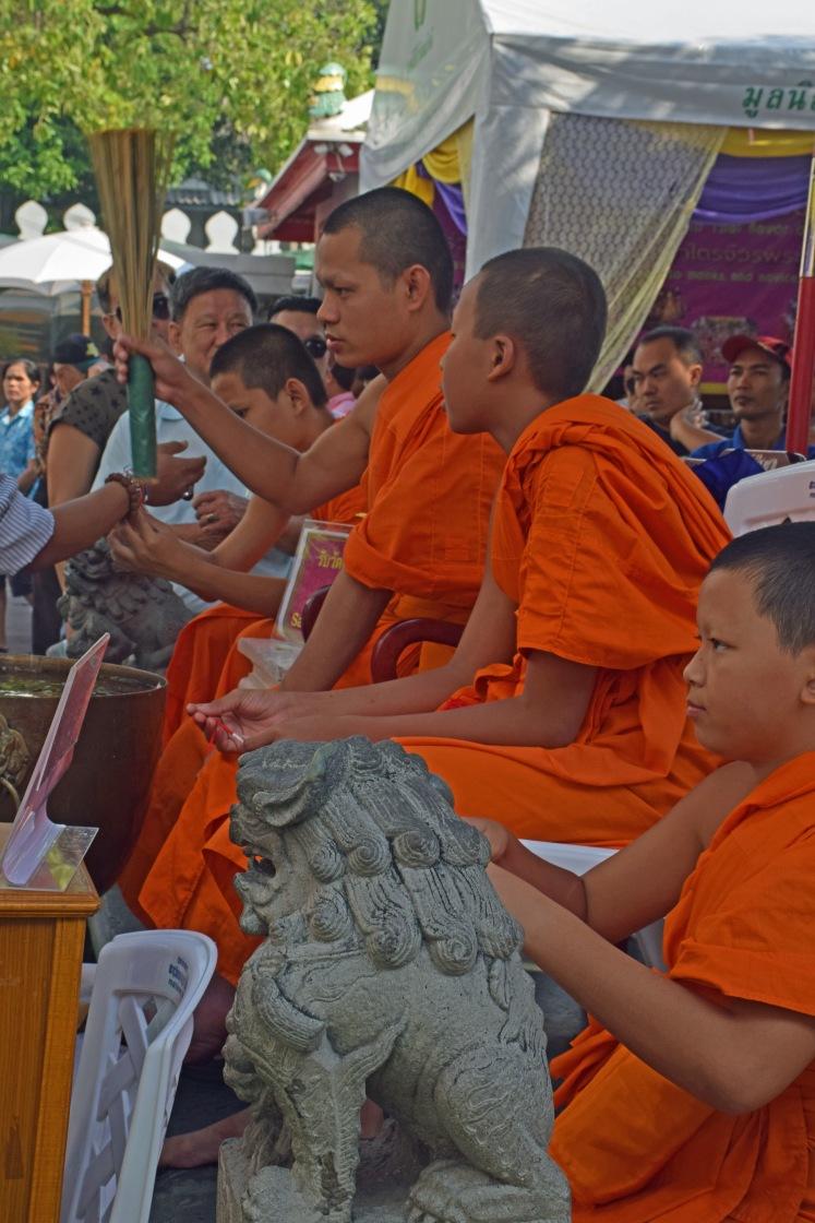 palace monks